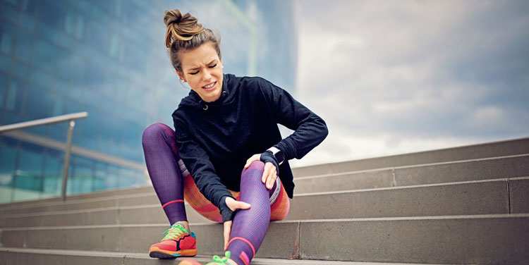 Runner's knee recovery time