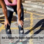 runners knee recovery time
