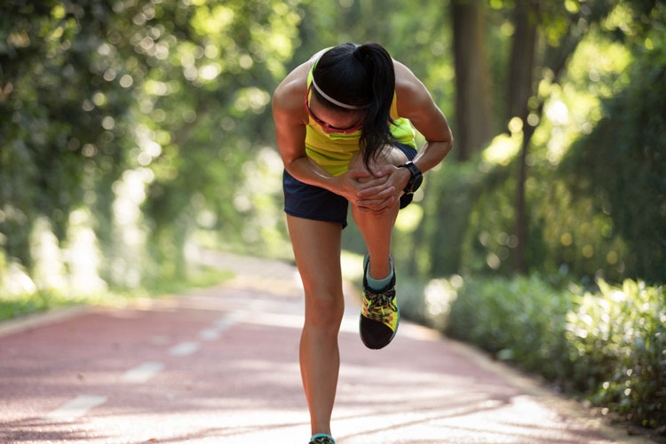 running with shin splints