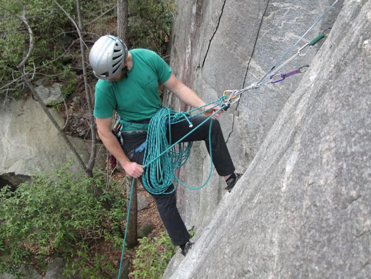 used climbing gear